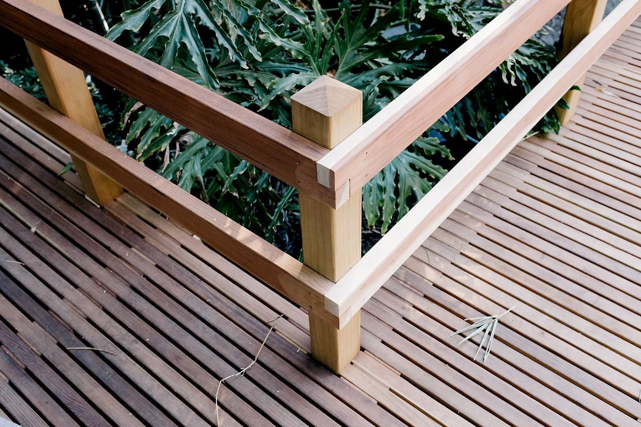 Terremoto La Outdoor Decor Landscape Platform Deck