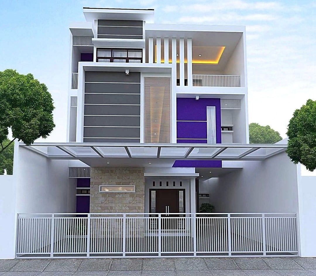 Ide 26+ Warna Cat Luar Rumah Minimalis 2020
