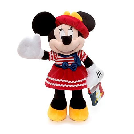 Jumbo 48 Plush Disney Mickey and Minnie Mouse Doll Bundle