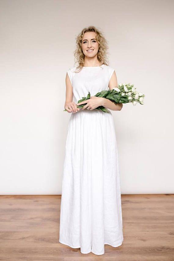 A Line Wedding Dresses | Pinterest | Greek wedding dresses, Greek ...