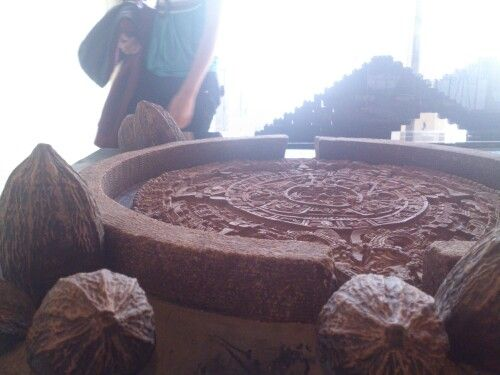Museo del chocolate!