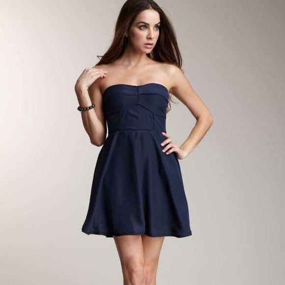 Heart Bodice Dress