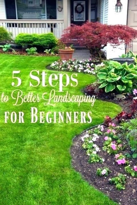 Low Maintenance Landscaping Ideas For Front Of House Bushes Best