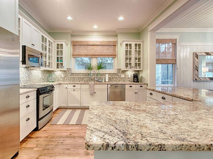 coastal kitchen | Mint Julep - WaterColor, Florida | Cool Kitchens ...