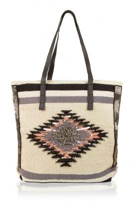 "Bag ""Peruvian"" by Hipanema - www.littlesoho.com"