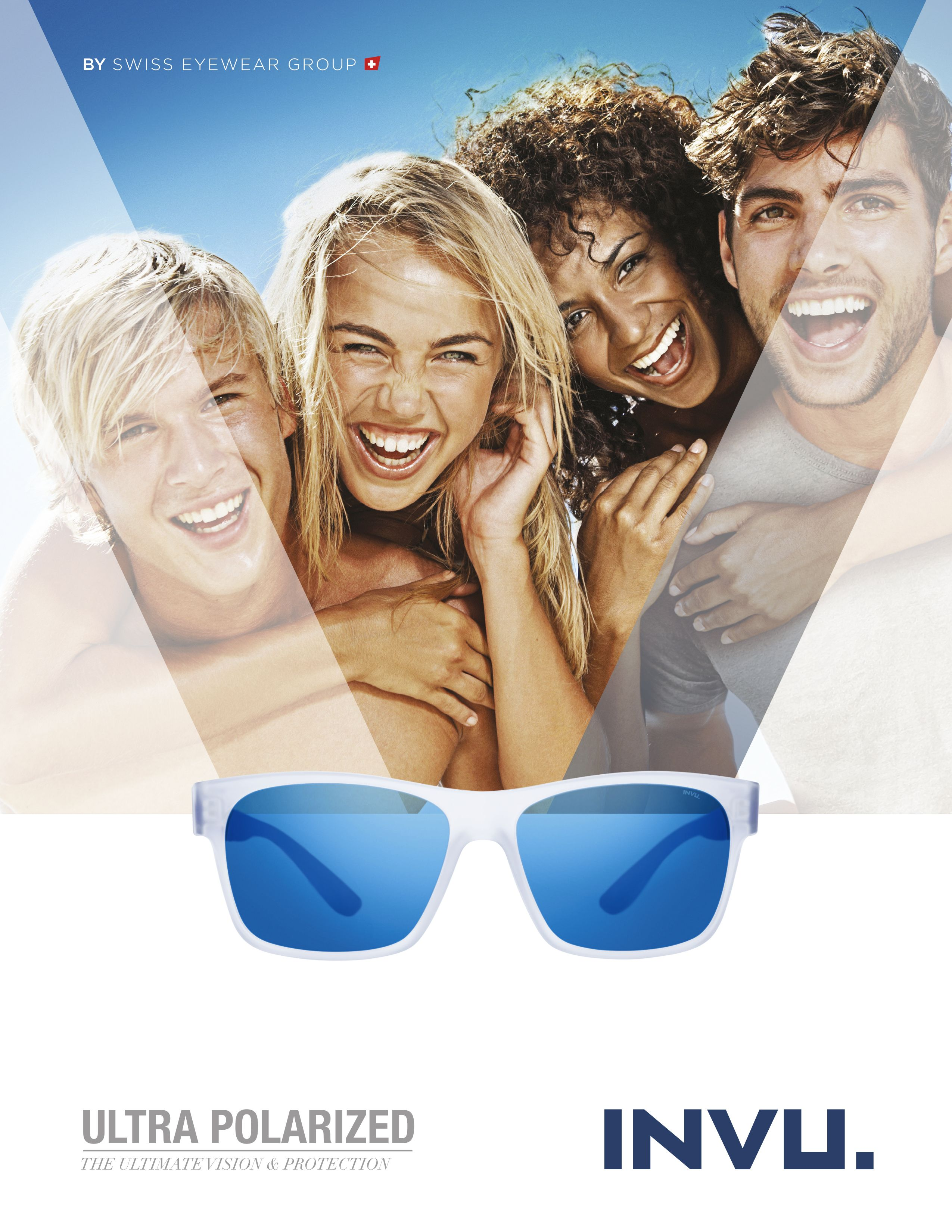 2cef0315ad Swiss Eyewear Group launches invu. eyewear   SwissEyeywearGroup   Invueyewear