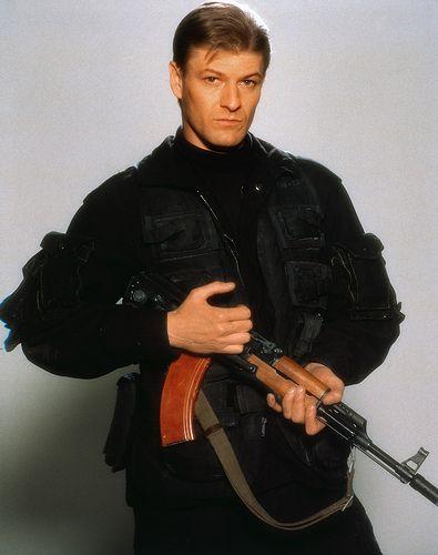 Sean Bean as Alec Trevelyan a.k.a. Janus (Goldeneye, 1995)