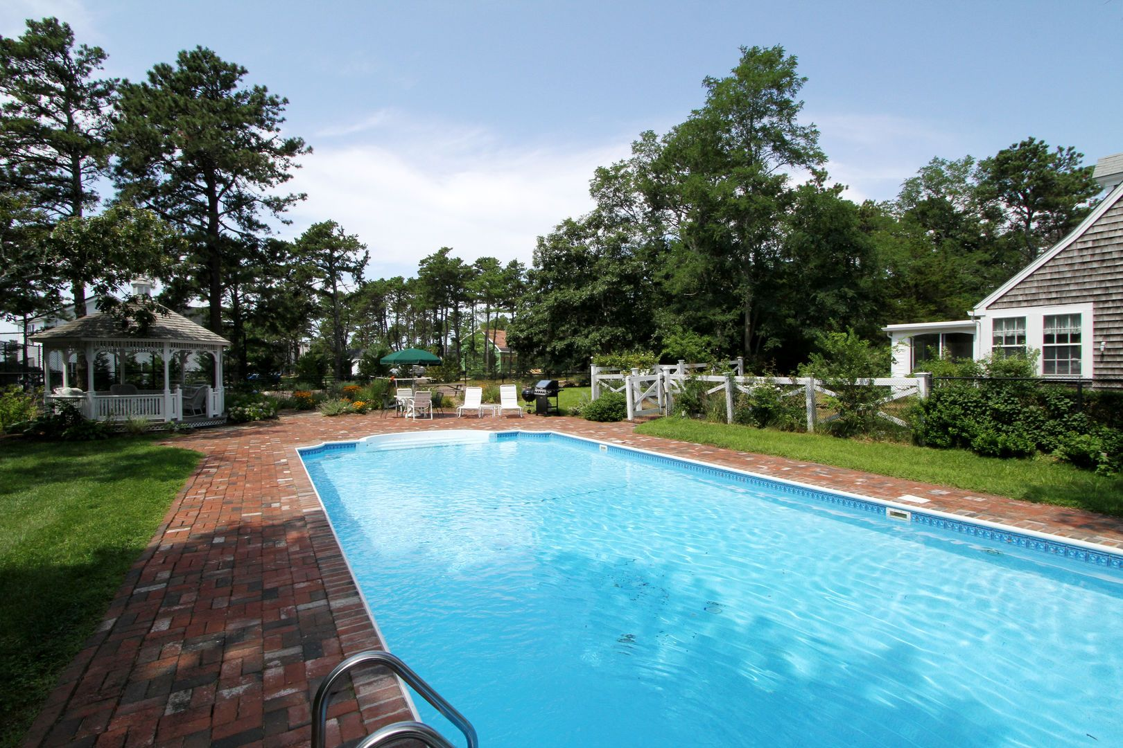 Dive in! Enjoy an amazing getaway at this Cape Cod