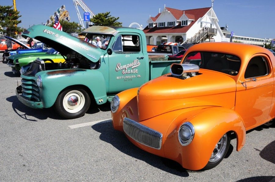 Cruisin\' Ocean City | Ocean City MD Event Promotions & Production ...