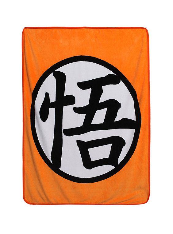 Dragon Ball Z Symbol Throw Dragon Ball Symbols And Dragons