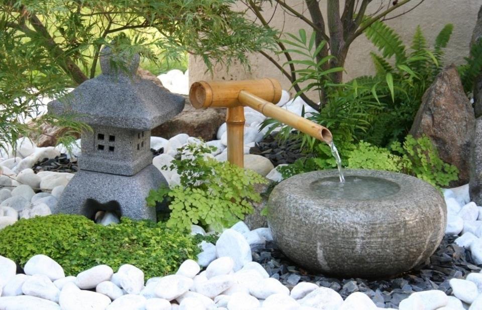 JΔrdin ZEN... La Fontaine | Outdoor Living and Dining | Petit jardin ...