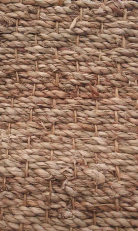 alfombras de fibras naturales alga marina coco yute sisal bamb