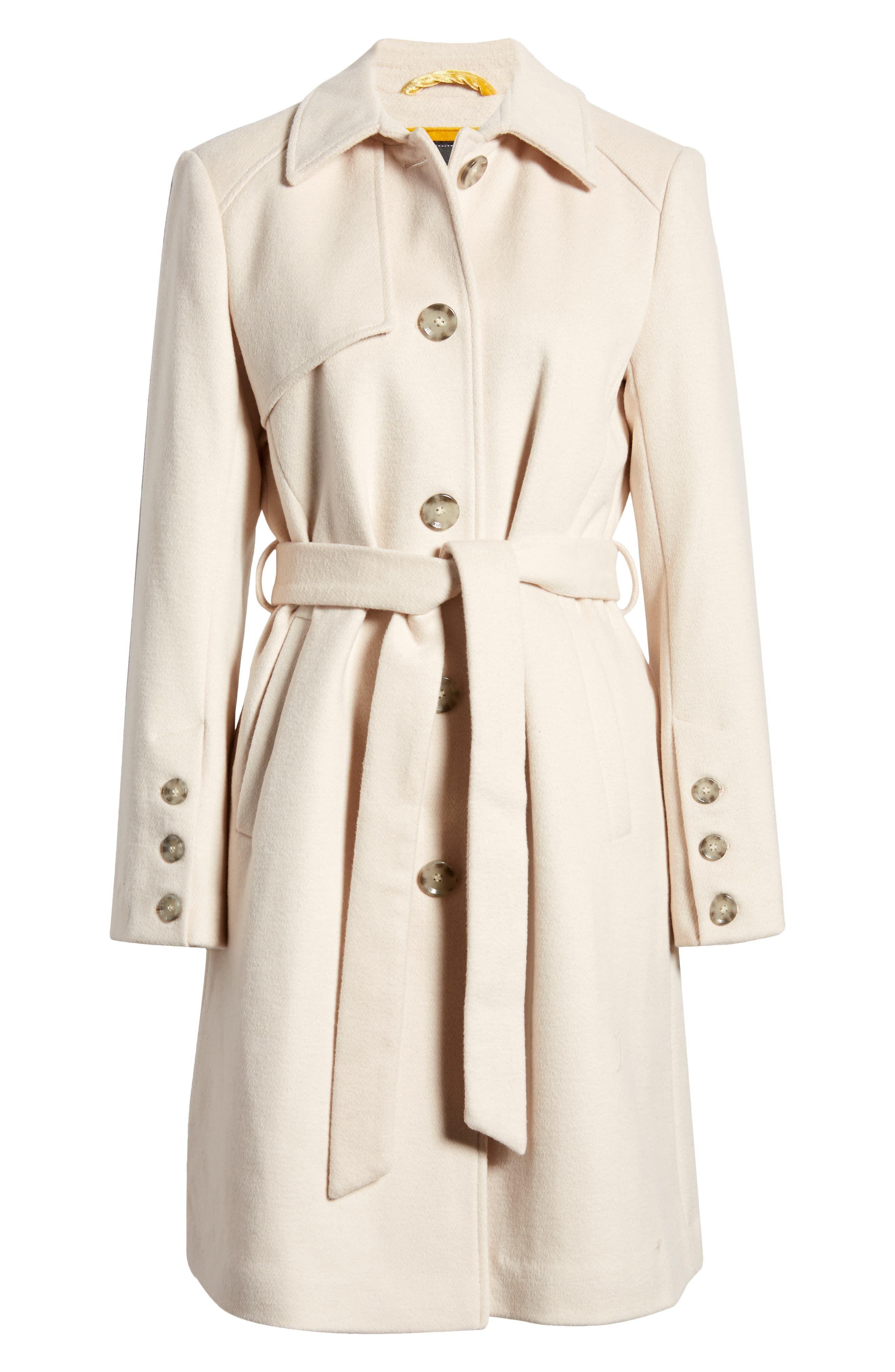 Sam Edelman Belted Wool Blend Coat Nordstrom In 2021 Wool Blend Coat Coat Wool Blend [ 4048 x 2640 Pixel ]