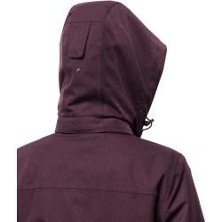 Photo of Jack Wolfskin Winter Hardshell Women's Park Avenue Jacket Xxl Purple Jack WolfskinJack Wolfskin