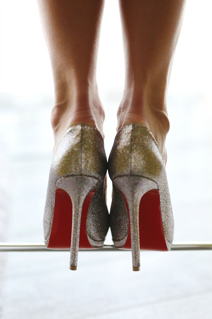 cb78e52e83b Christian Louboutin | KEMPTON & ALANA | Bridal shoes, Christian ...