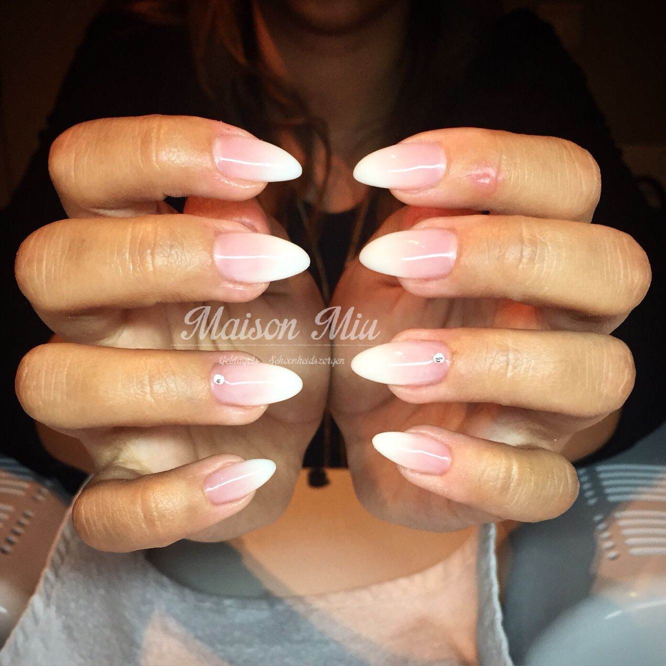 Babyboom Nails Instagram : maison.miu This is how I want my nails ...