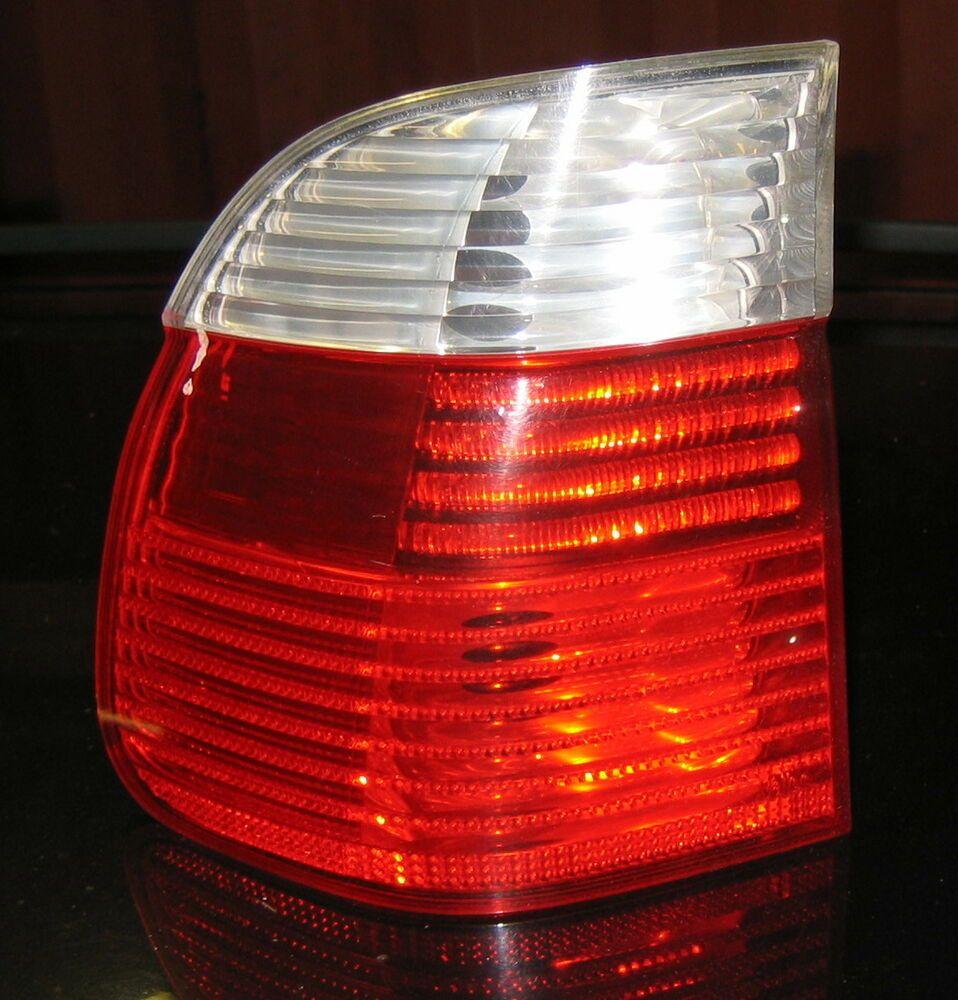 Bmw 5 Series E39 Touring Led Rear Nearside Left Hand Light