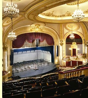 Proctors Theater Of Schenectady The First Theatre I Ever
