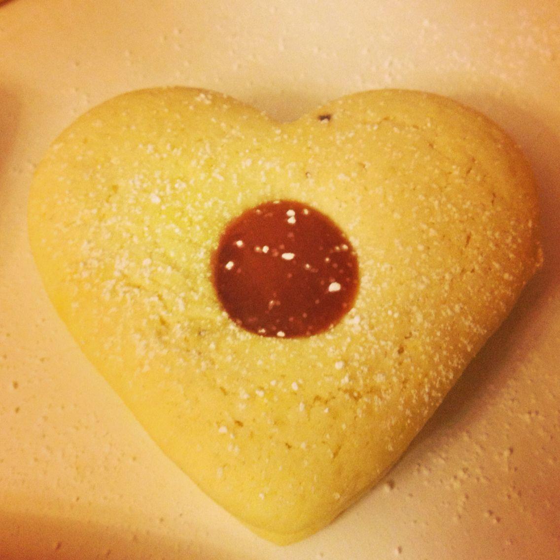 #heart #biscuit