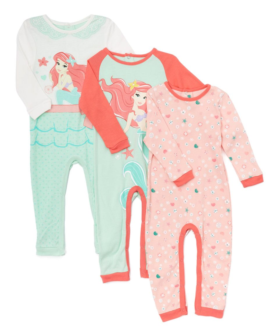 550db90c56 This The Little Mermaid Playsuit Set - Infant by Children's Apparel ...