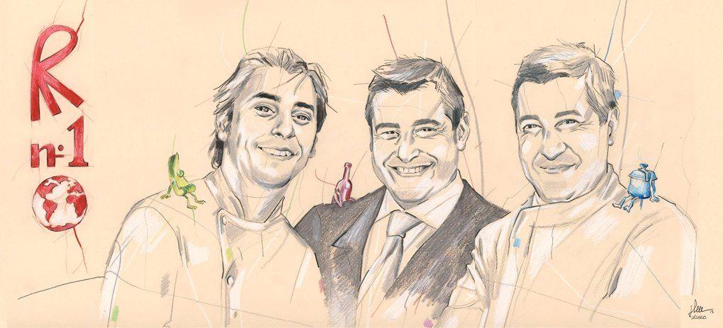 Encargo de retratos para los hermanos Roca, por José Lázaro