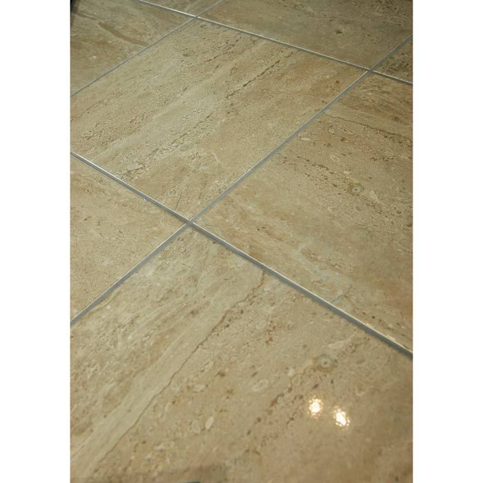 33.1x33.1cm Parallel Dark Beige tile by BCT | Floor tiles ...