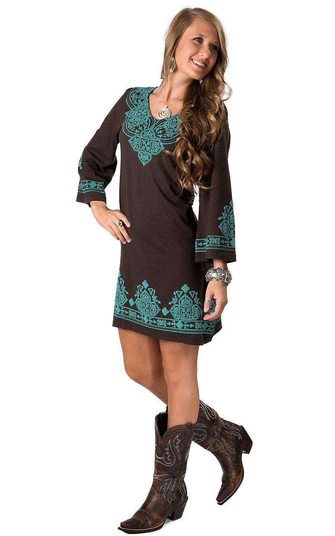 Western Summer Dress 2018