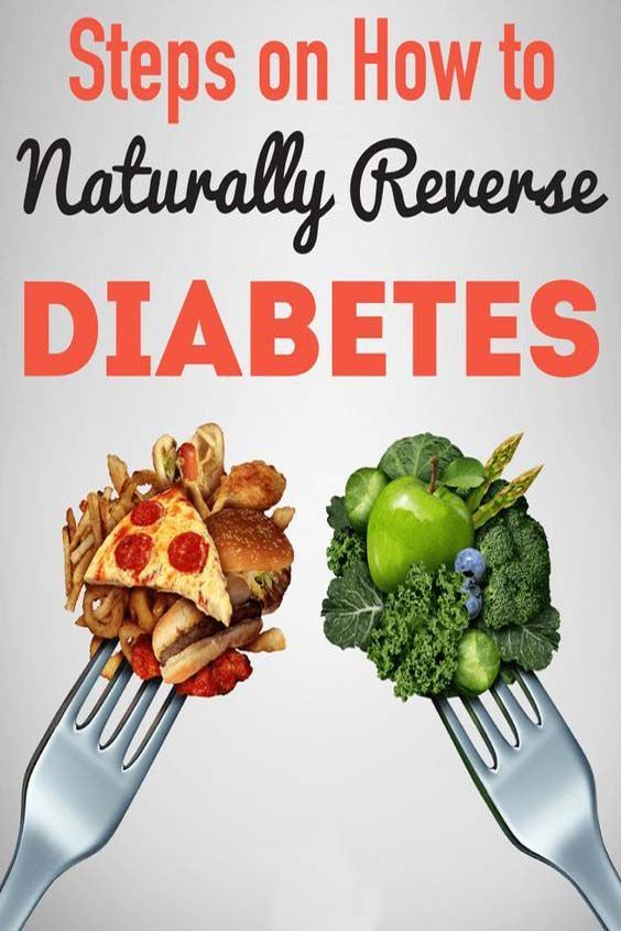Step on How To naturally Reverse Diabetes occurs due to abnormally high blood sugar levels. Diabetes is the cause because of insufficient production of insulin or pancreas is not able to maintain glucose levels in the blood.