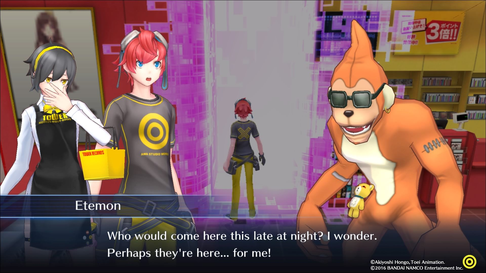 Digimon Story Cyber Sleuth DLC Brings Free Missions For PS4 And PS Vita - http://www.thebitbag.com/digimon-story-cyber-sleuth-dlc-brings-free-missions-for-ps4-and-ps-vita/135011