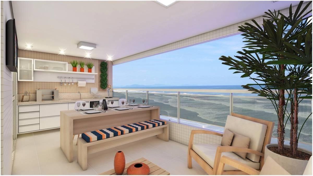 Apartamento à venda com 0 , Balneário Flórida, Praia