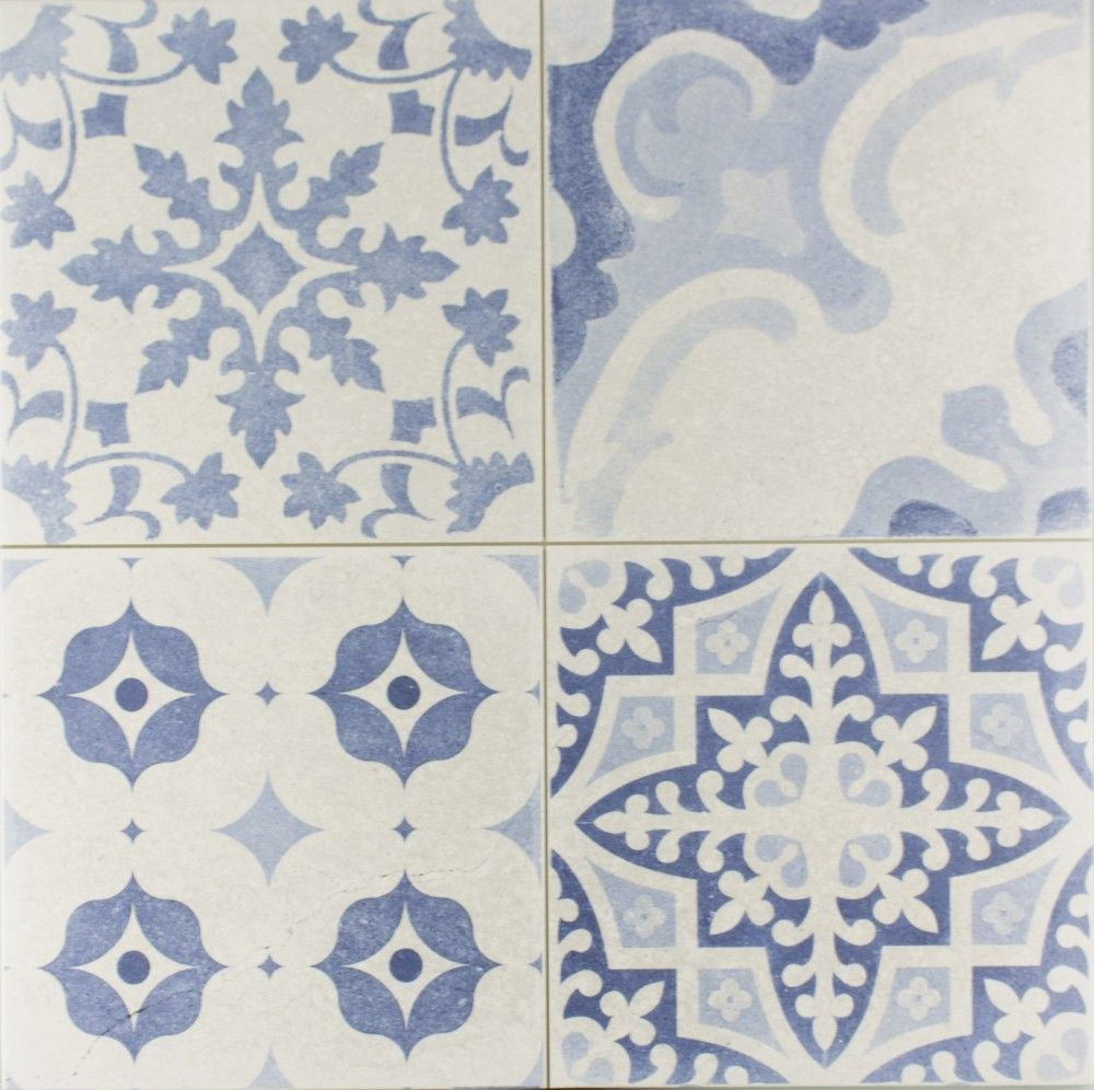 Skyros Delft Blue Wall And Floor Tile Projects And Neat