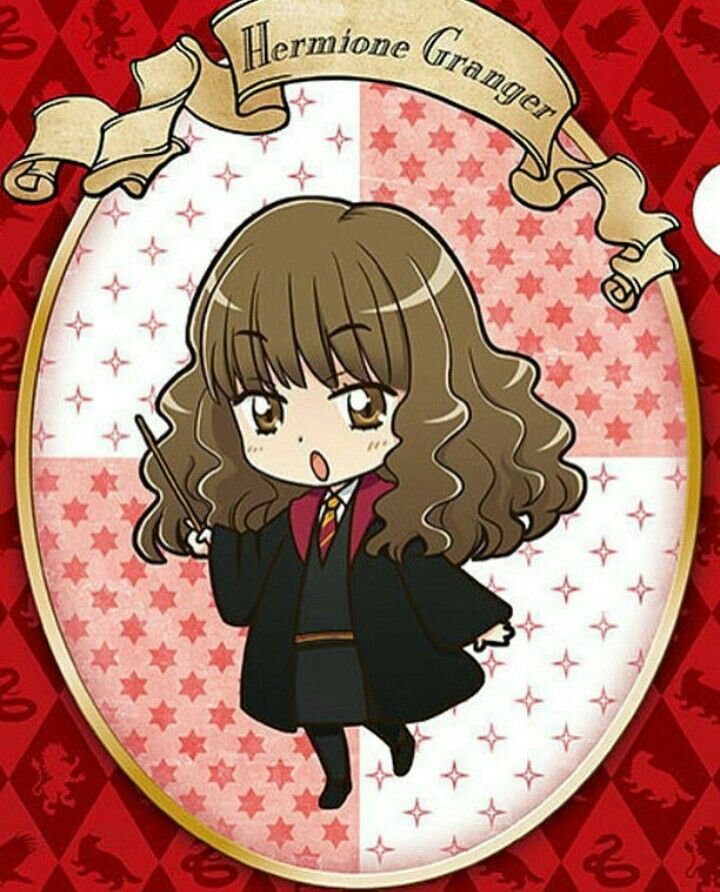Anime hermione granger harry potter in 2019 harry potter desenhos harry potter ilustra es - Harry potter dessin ...
