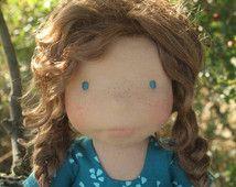 Inspiration Waldorf poupée appelée Sophia, 18