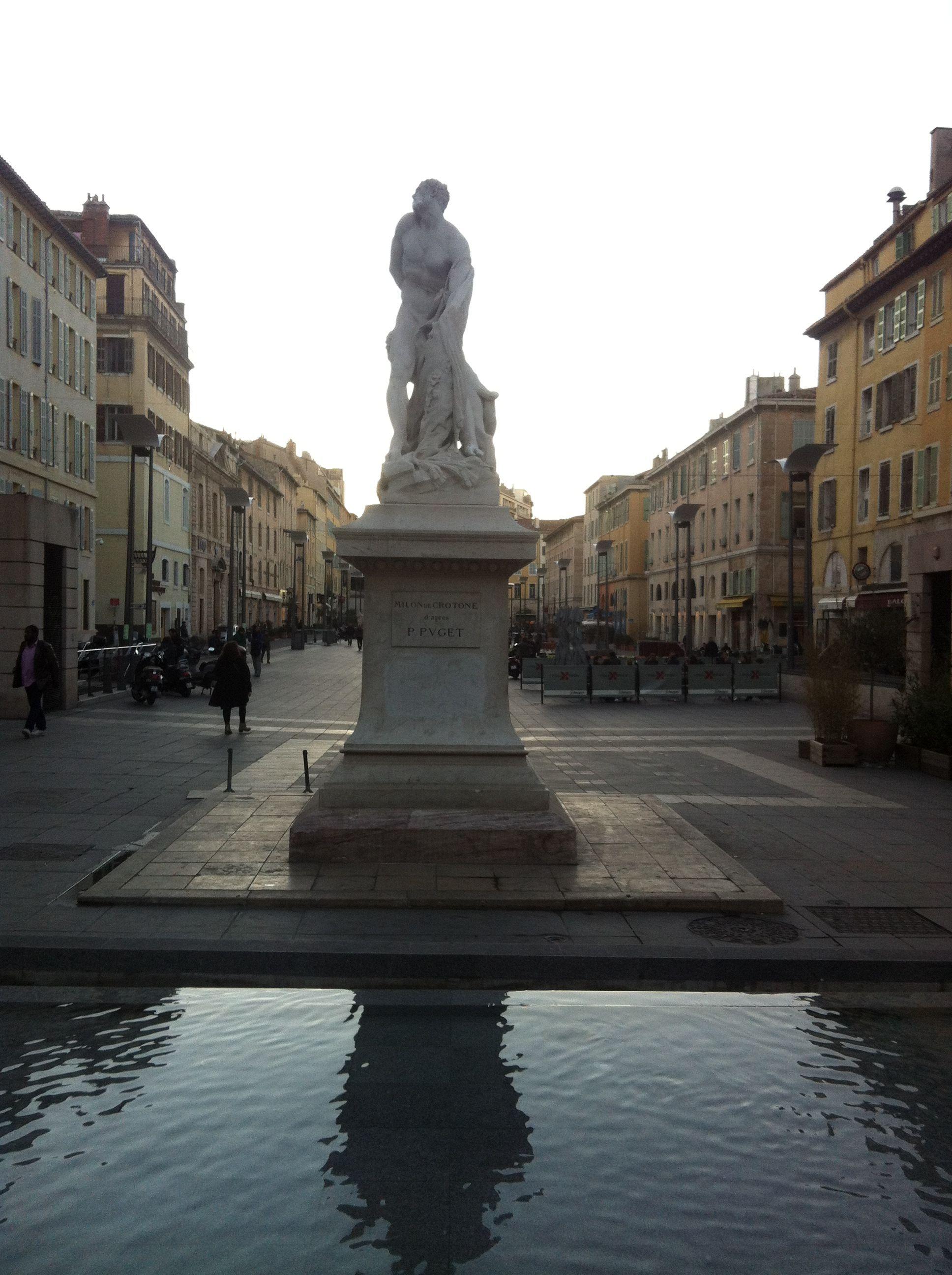 Milone Di Crotone Il Piu Forte Degli Uomini Marsiglia Via