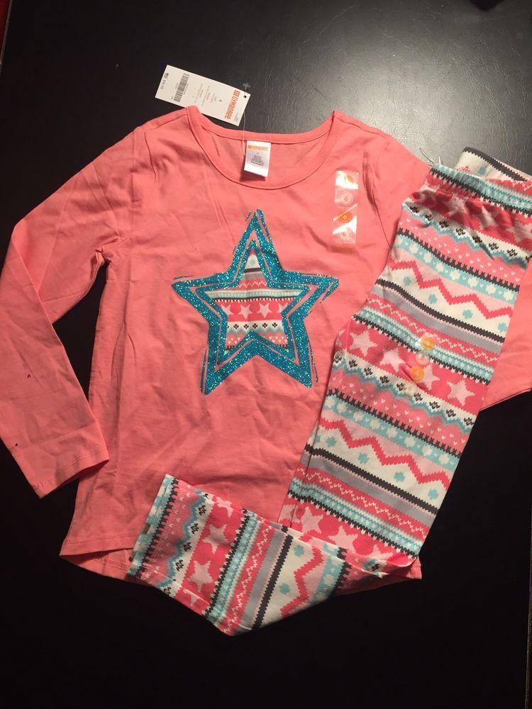 NWT Gymboree Navy Blue Cherry leggings Kids Girls Outlet
