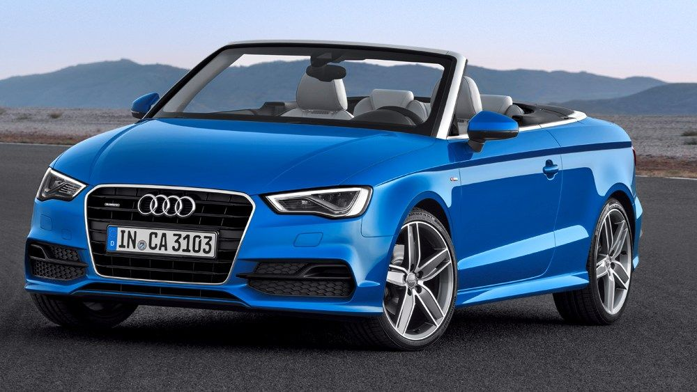The Audi A Cabriolet Carleasing Deal One Of The Many Cars And - Audi vans