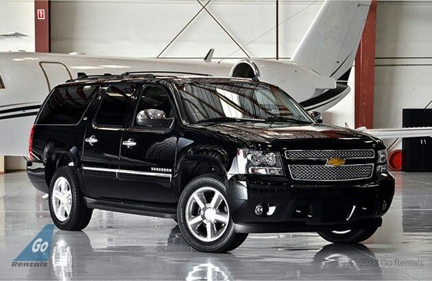 Private Airport Pickup Chevrolet Suburban Luxury Suv Luxury