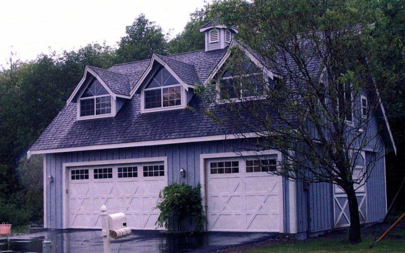Awesome Prefab Garage With Apartment Gallery - Decorating Ideas ...