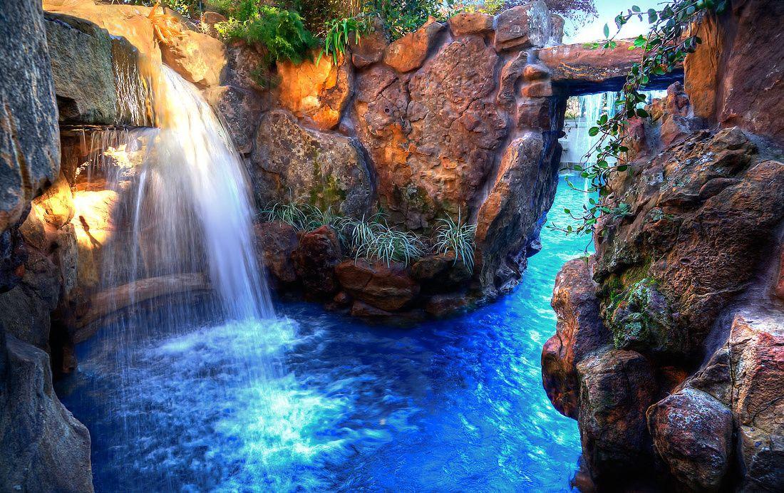 Lagoon, Luxury Pool, Backyard Pool, In Ground Pool Eveu0027s bord - poolanlagen im garten