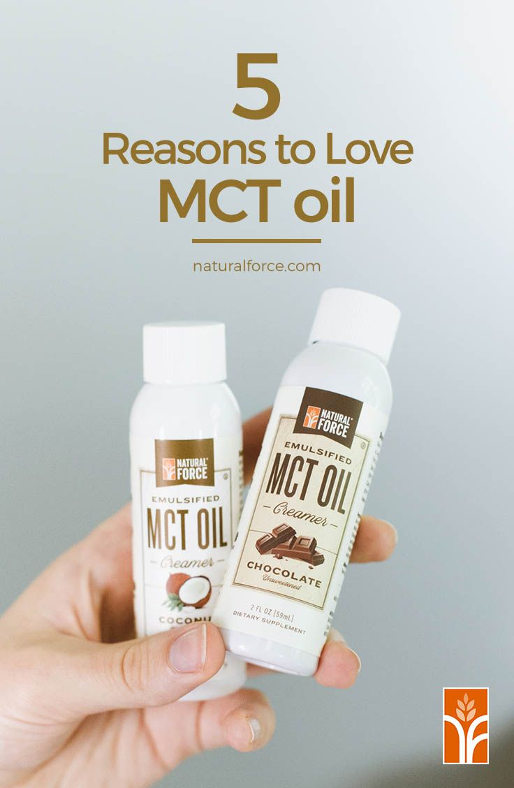 mct oil in coffee creamer