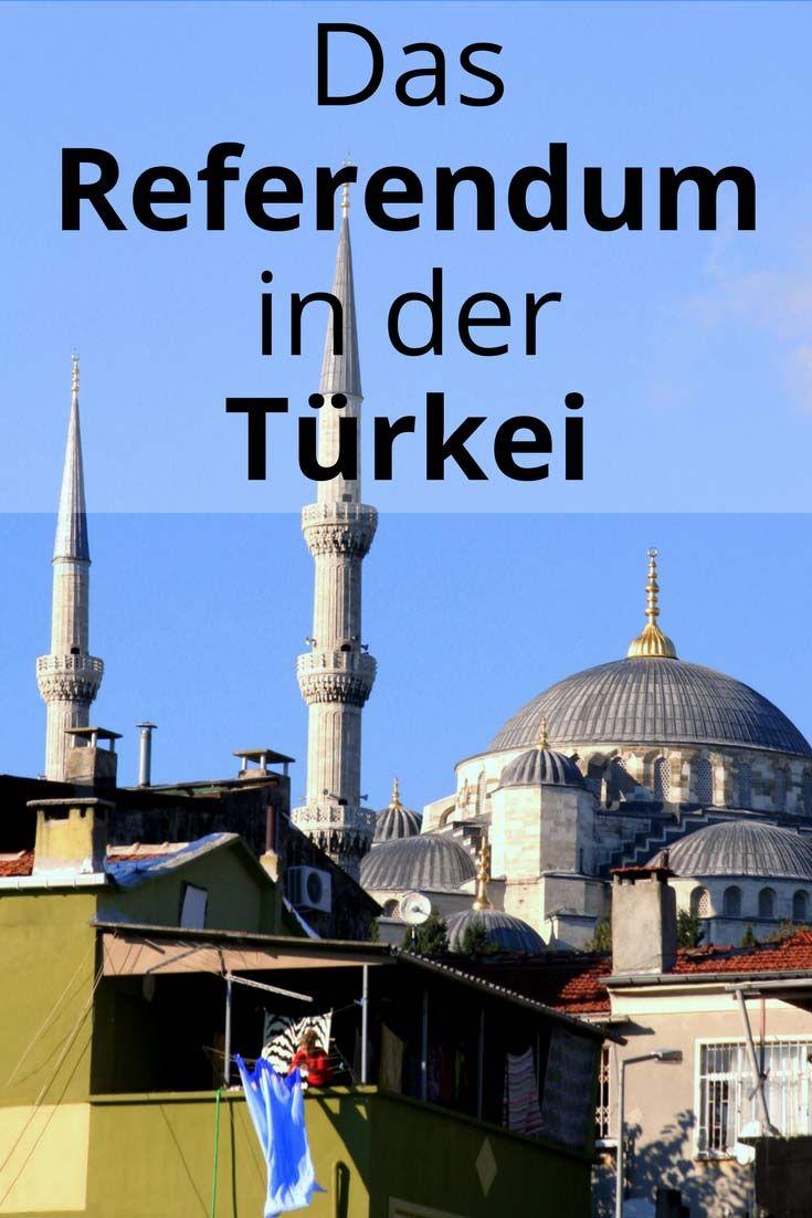 Das Referendum in der Türkei - um was geht es da überhaupt?