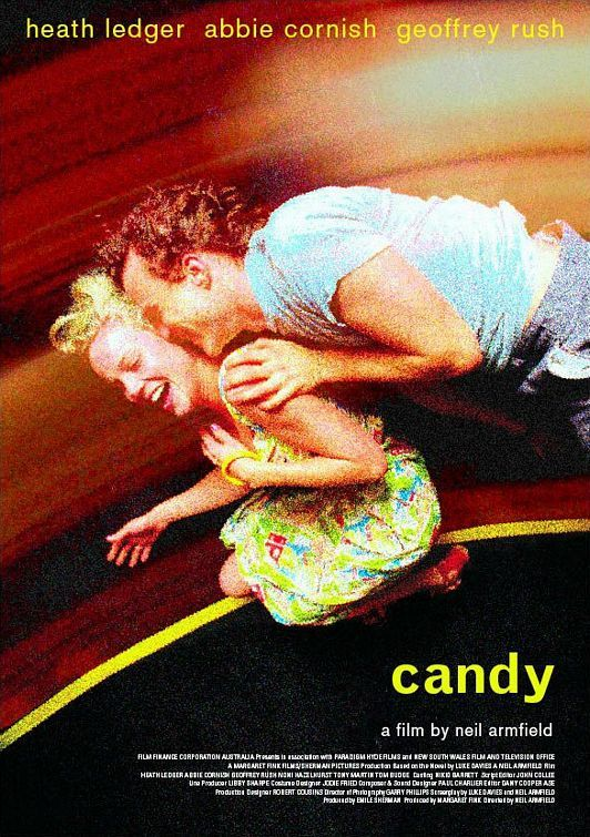 Candy More Is Never Enough Movie Posters Candy Film Candy Heath Ledger