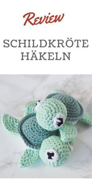 Amigurumi Schildkröte häkeln – Caros Fummeley – #crochetturtles