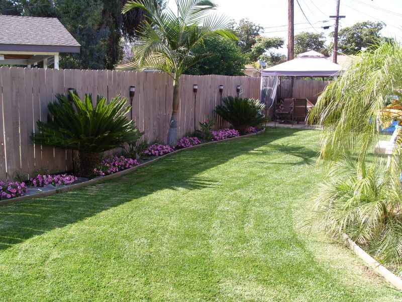 Charmant Landscaping For Small Backyards 12 Terrific Landscaping Ideas U003e Landscape  Design U003e Pictures: Small Backyard