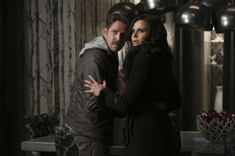 "Regina and Robin Hood - 5 * 21 ""Last Rites"""