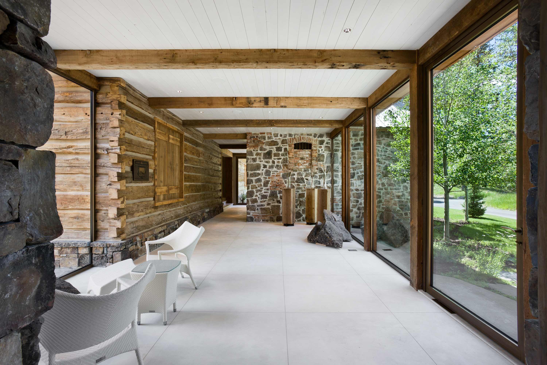 glass walkway locati architects dream home pinterest