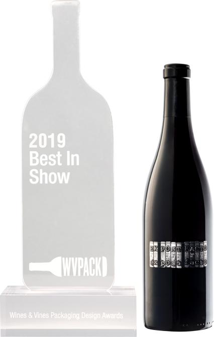 2019 Award Winners Wine Packaging Design Unique Wine Glasses