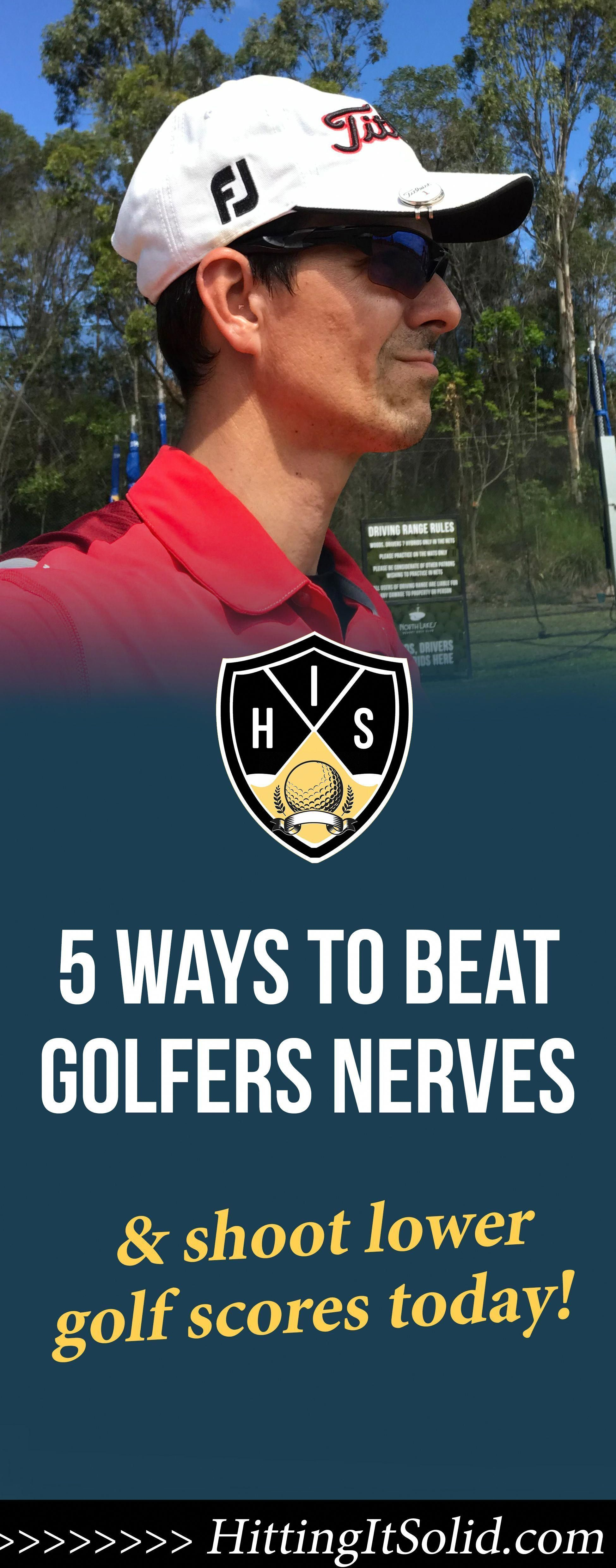 If you want to know the best way how to beat golfers
