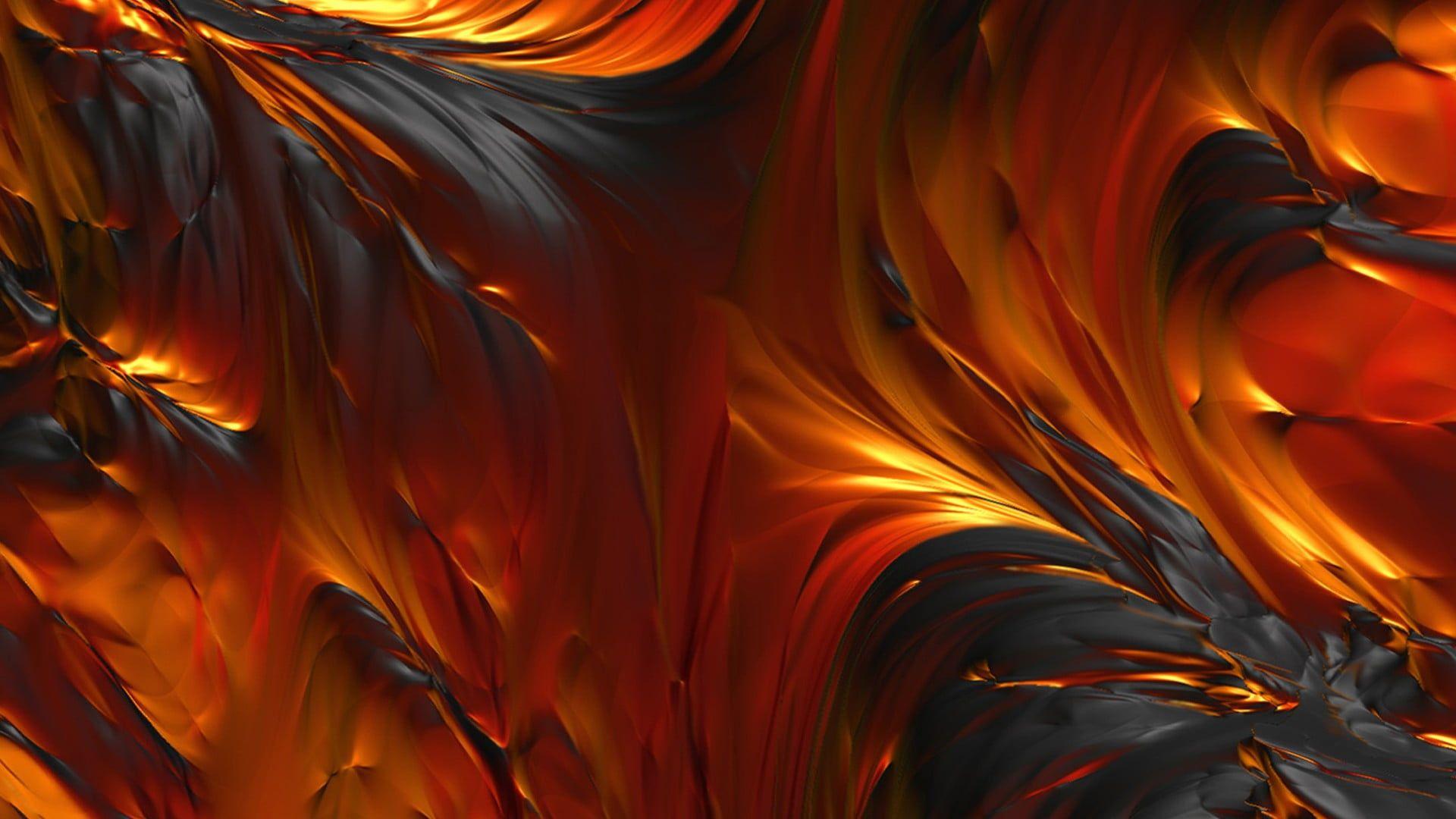 Red And Black Digital Wallpaper Digital Art Render Abstract Wallpaper Abstract Abstract Wallpaper Digital Wallpaper