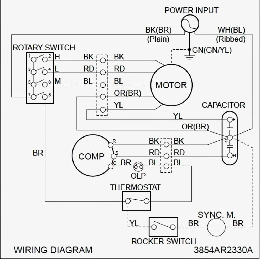 wiring diagrams hvac systems